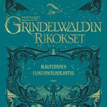 J.K. Rowling: Ihmeotukset – Grindelwaldin rikokset -kansi