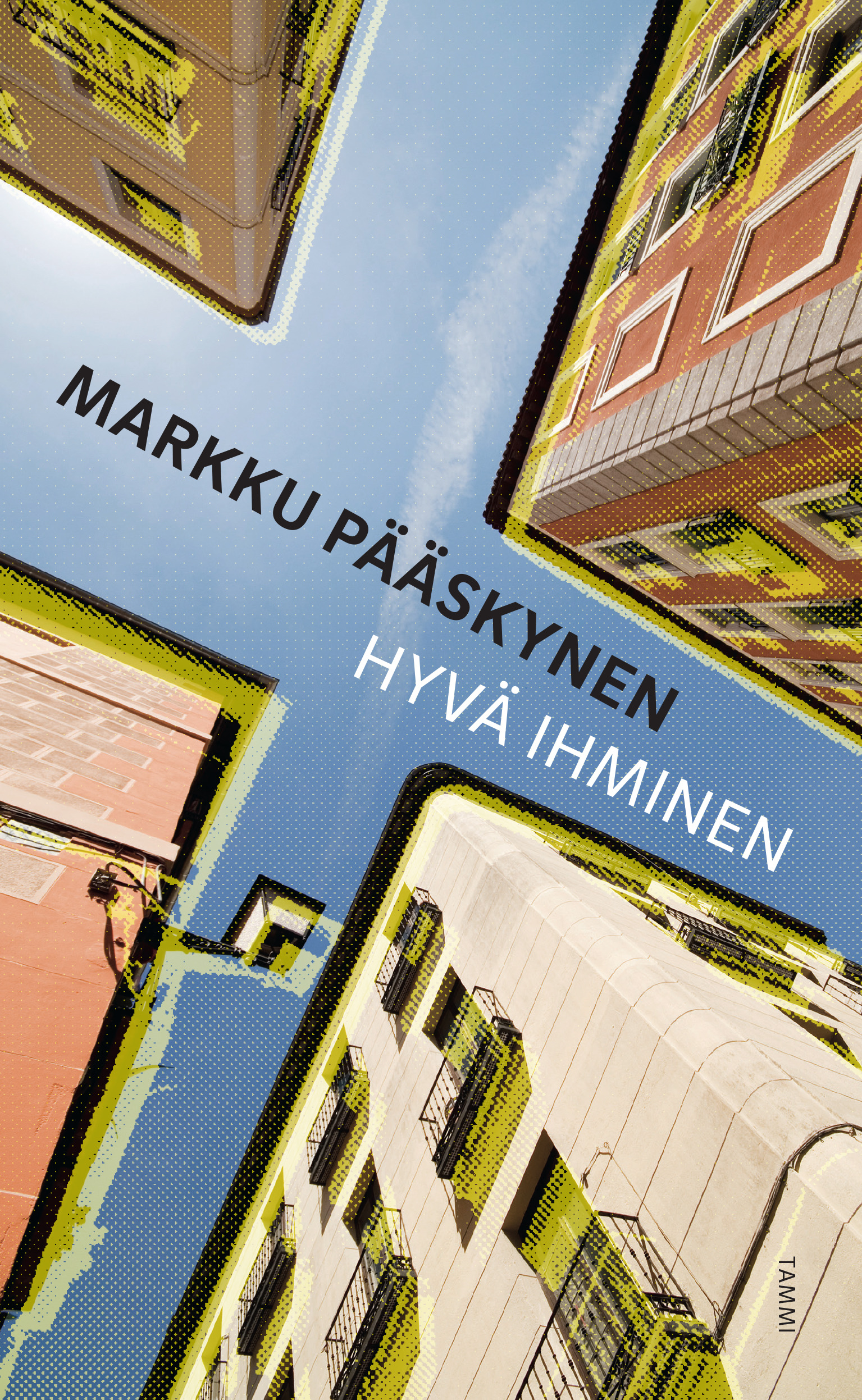 Markku Pääskynen: Hyvä ihminen -kirjan kansi